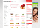 vouchernet.ch Screenshot