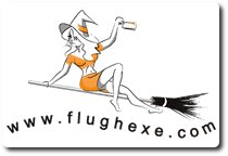 Flughexe