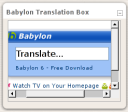 Moodle UWA Translator
